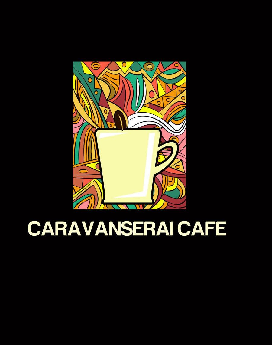 #15 for Design a Logo for Caravanserai café by alexandracol