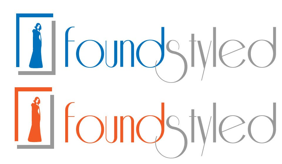#20 for Design a Logo for 'foundstyled' by LucianCreative