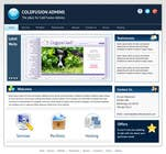 Contest Entry #11 for Design a Website Mockup for ColdfusionAdmins.com