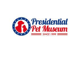 #108 para Design a Logo for Presidential Pet Museum por Designer0713