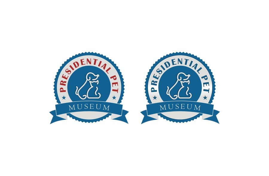 #112 for Design a Logo for Presidential Pet Museum by noelniel99
