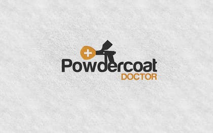 #7 for Design a Logo for Powdercoat Doctor by niccroadniccroad