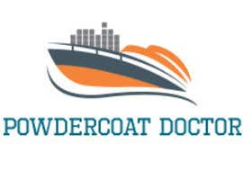 #1 untuk Design a Logo for Powdercoat Doctor oleh alinchirita