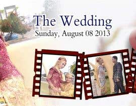#3 for i need 5 wedding banners designed af Sudjarwovovich
