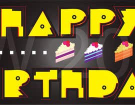 #15 para i need 5 designs for birthday banners por GreenworksInc