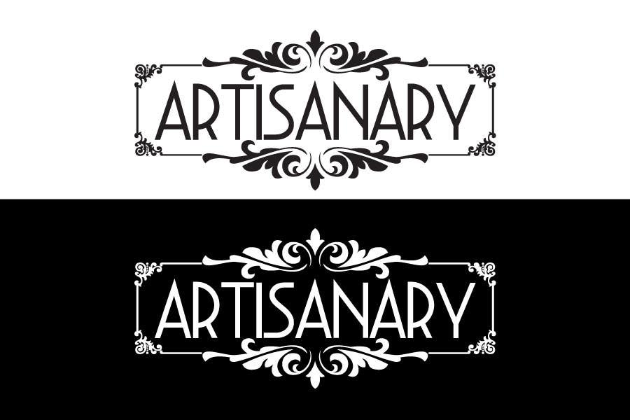 Penyertaan Peraduan #95 untuk Design a Logo for Artisanary