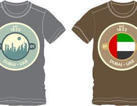 nº 135 pour Design a T-Shirt for Dubai! par Introvertarian