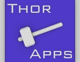 #49 para Design a Logo for Thor Apps por antokalo1