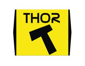 #121 para Design a Logo for Thor Apps por gillzart