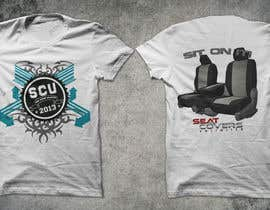 #28 untuk Logo Design for Seat Covers Unlimited T-Shirts oleh armanlim