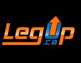 "nº 25 pour Design a Logo for Crowdfunding Site ""LegUp.ca"" par creativdiz"