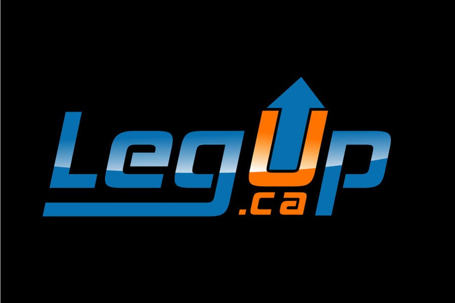 "#30 for Design a Logo for Crowdfunding Site ""LegUp.ca"" by creativdiz"