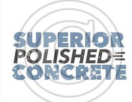 nº 5 pour Superior Polished Concrete logo design par SweetasKat