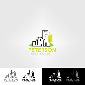 """#35 for Design a Logo for """"Peterson Industrial Depot"""" by VVolkovs"""