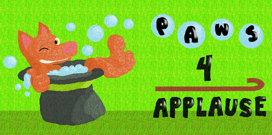 Contest Entry #69 for Logo Design for Paws 4 Applause Dog Grooming