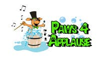 Graphic Design Entri Peraduan #112 for Logo Design for Paws 4 Applause Dog Grooming