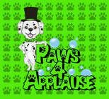 Graphic Design Entri Peraduan #106 for Logo Design for Paws 4 Applause Dog Grooming