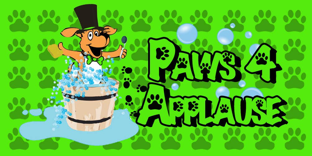 Contest Entry #107 for Logo Design for Paws 4 Applause Dog Grooming