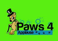 Graphic Design Contest Entry #55 for Logo Design for Paws 4 Applause Dog Grooming