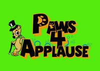 Graphic Design Contest Entry #88 for Logo Design for Paws 4 Applause Dog Grooming