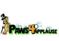 Graphic Design Contest Entry #85 for Logo Design for Paws 4 Applause Dog Grooming