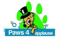Graphic Design Contest Entry #52 for Logo Design for Paws 4 Applause Dog Grooming