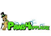Graphic Design Contest Entry #57 for Logo Design for Paws 4 Applause Dog Grooming