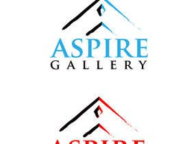#49 for Design a Logo for Aspire Gallery by designstore