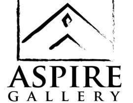 #98 for Design a Logo for Aspire Gallery af designstore