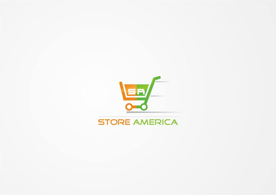 #60 for Design a Logo for store america by bjidea