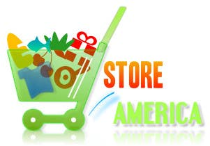 #30 for Design a Logo for store america by snowvolcano2012