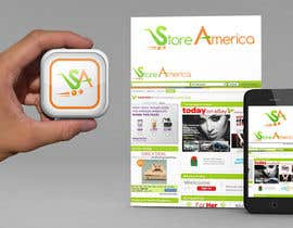 #70 for Design a Logo for store america by pixelhubdesings