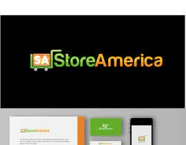 #73 for Design a Logo for store america by Djojosetjoko