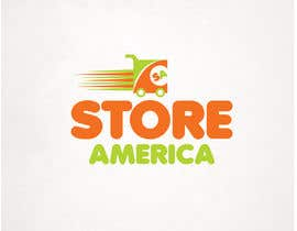 #69 for Design a Logo for store america by wavyline