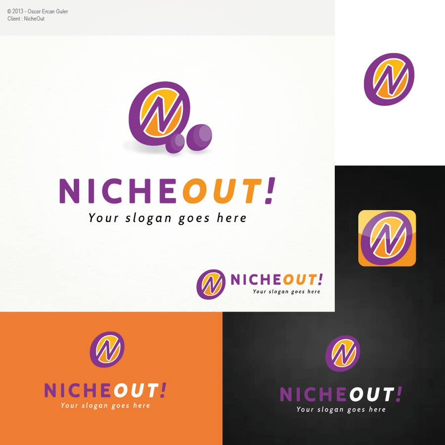 #80 for Design a Logo for Niche Out! by oscarhawkins