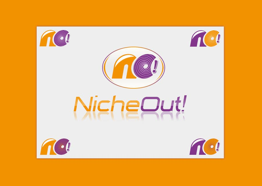 #74 for Design a Logo for Niche Out! by aliraja1990