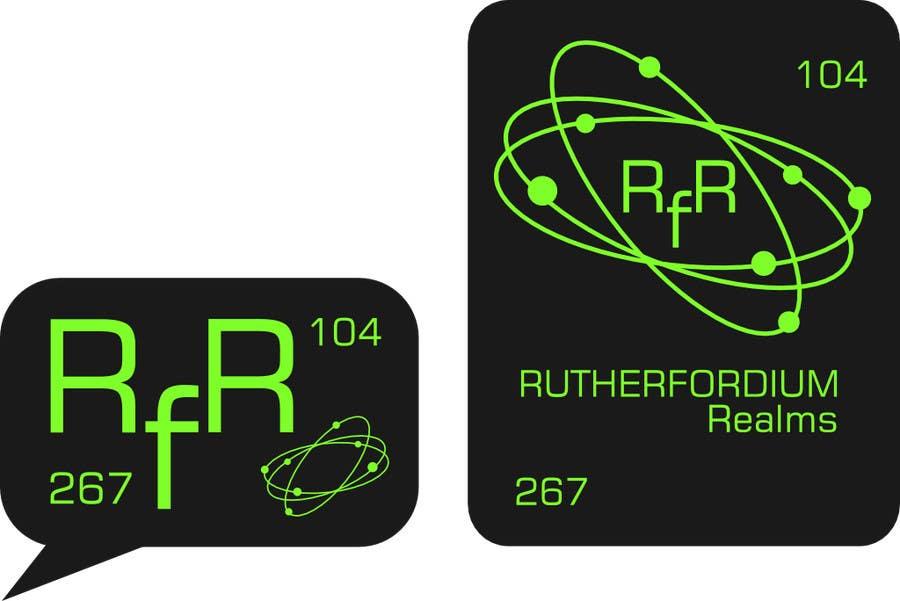 Konkurrenceindlæg #26 for Design a Logo for Rutherfordium Realms