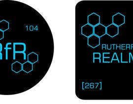 #37 for Design a Logo for Rutherfordium Realms by oneb