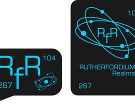 #47 for Design a Logo for Rutherfordium Realms by oneb
