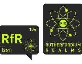 nº 33 pour Design a Logo for Rutherfordium Realms par studioprieto