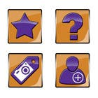 Contest Entry #2 for Design four Icons for a Photography Website
