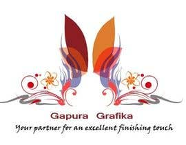 nancysletterbox tarafından Logo Design for Logo For Gapura Grafika - Printing Finishing Services Company - Upgraded to $690 için no 253