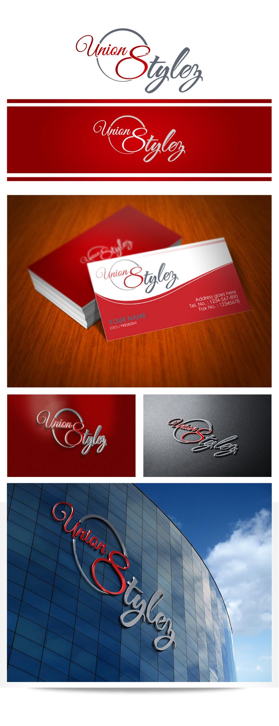 #36 for Business Logo Design Needed by ninjapz
