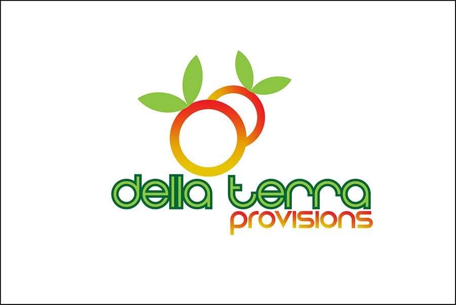 Contest Entry #30 for Design a Logo for Della Terra Provisions!