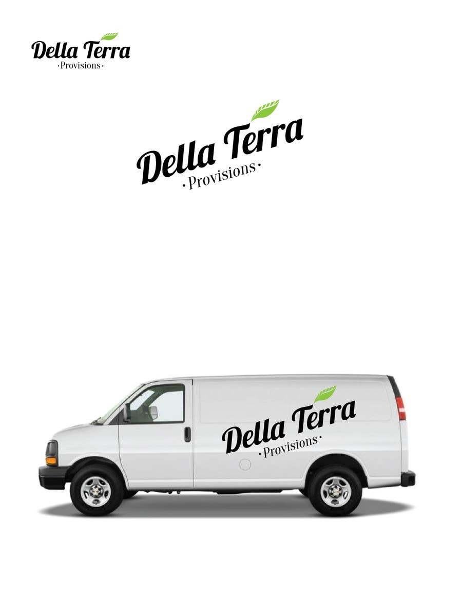 #24 for Design a Logo for Della Terra Provisions! by cundurs
