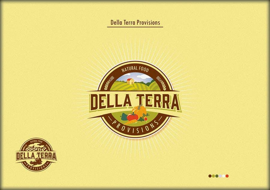#26 for Design a Logo for Della Terra Provisions! by roman230005