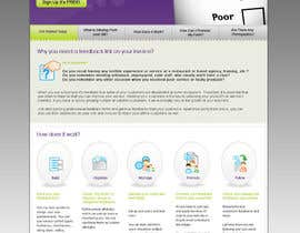 #83 para Website Design for MyCustomers.co.za por justinforyou