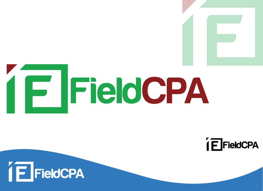 #69 for Business Card Logo Design for FIELD CPA by acmstha55