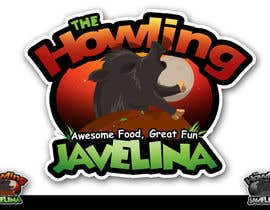 #53 para Design new logo for The Howling Javelina por rogeliobello
