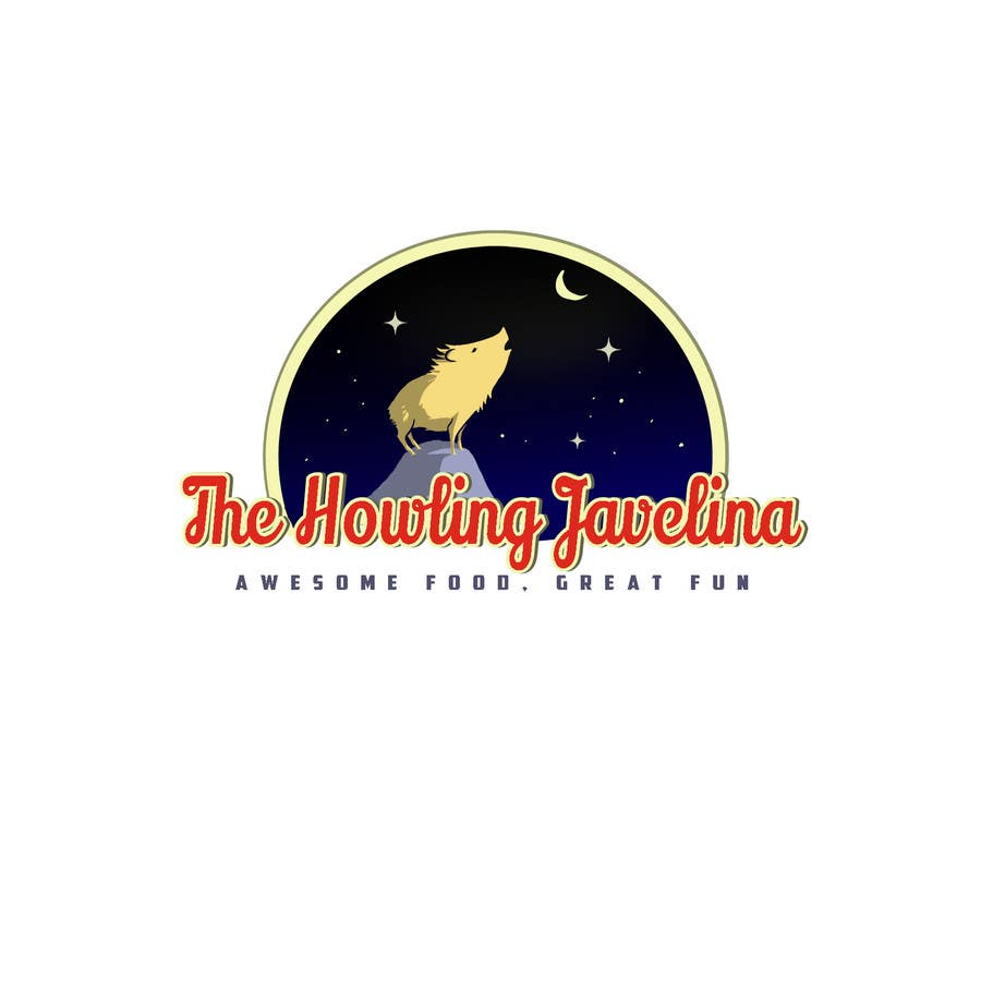 #52 for Design new logo for The Howling Javelina by snehangshu